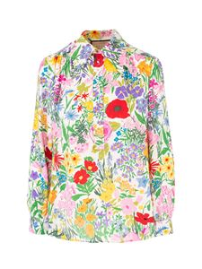 Gucci - Multicolor floral shirt