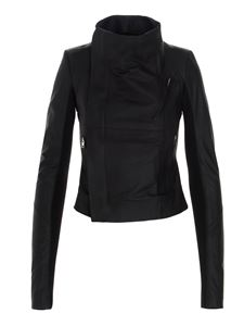 Rick Owens - Classic Biker jacket in black