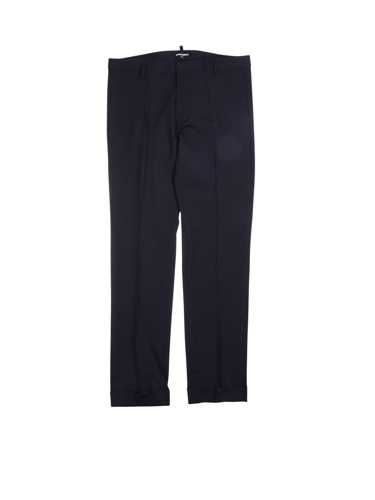 Dsquared2 CLASSIC PANTS IN BLACK