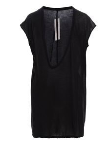 Rick Owens - Dylan top in black