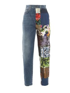Dolce & Gabbana - Amber jeans in blue