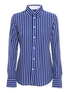 POLO Ralph Lauren - Striped shirt in blue