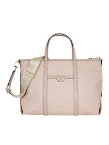 Michael Kors - Beck large tote in pink