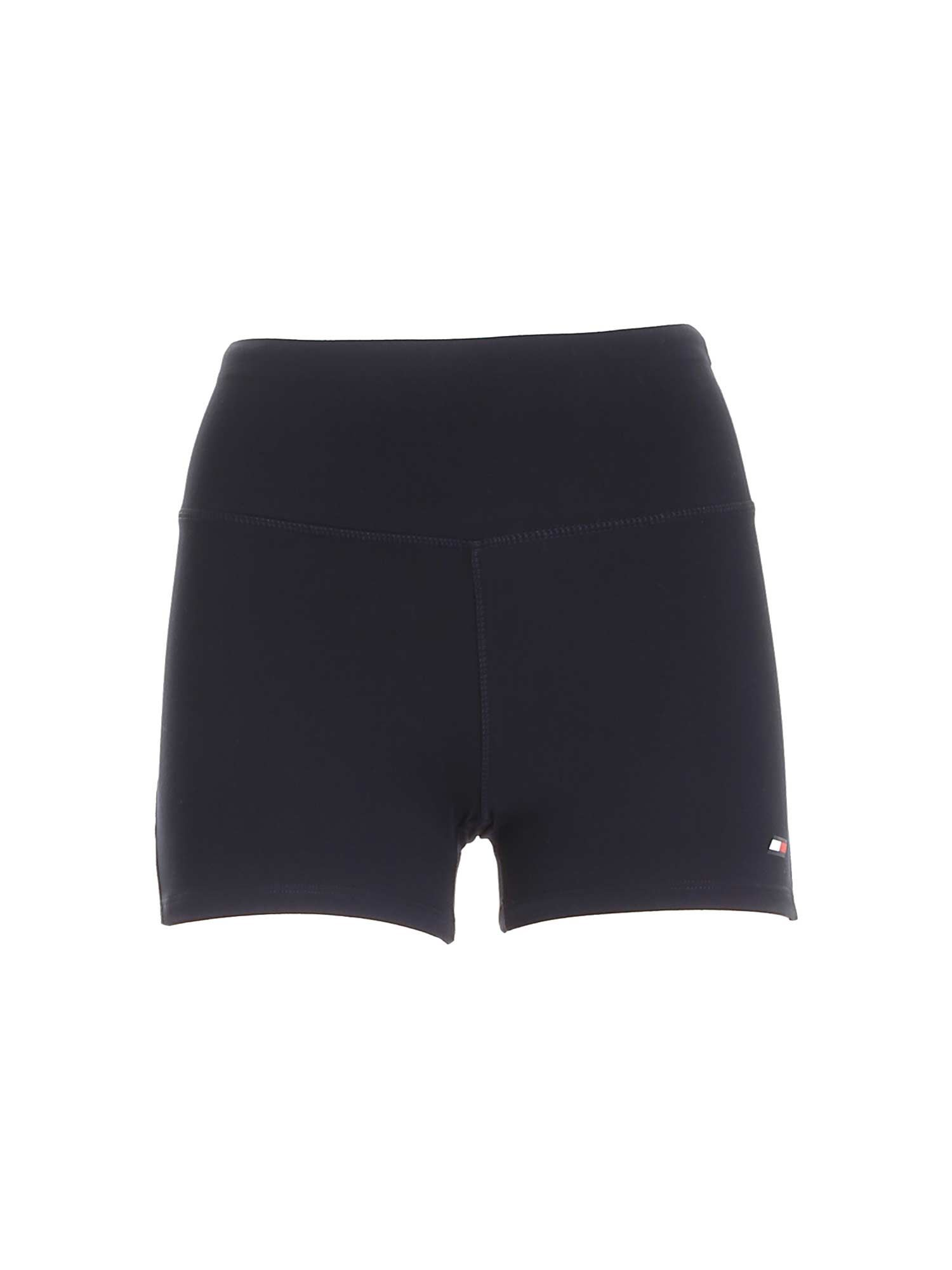 Tommy Hilfiger LOGO SPORTS SHORTS IN BLUE