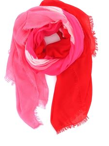 Faliero Sarti - Gionny scarf in red