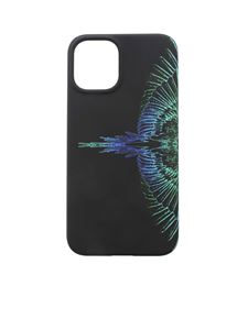 Marcelo Burlon County Of Milan - Wings Iphone 12 cover in black