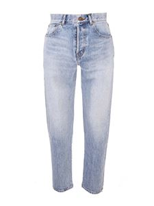 Saint Laurent - Authentic jeans in Hawaii Blue