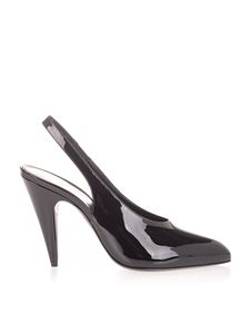 Saint Laurent - Slingback pumps in black
