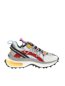 Dsquared2 - Sneakers Bubble bianche
