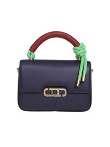 Marc Jacobs  - The J Link shoulder bag in blue
