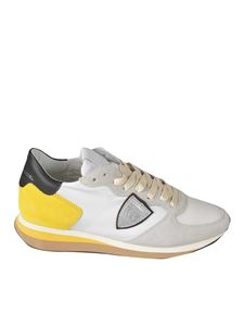 Philippe Model - Sneakers Tropez X bianche