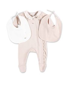 Chloé - Pink and white set