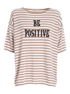 Kangra Cashmere - Be Positive intarsia relaxed fit sweater