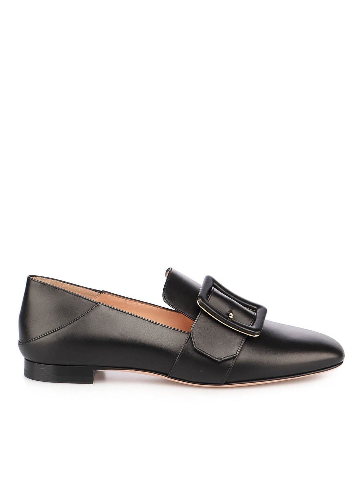 Bally JANELLE LOAFERS IN BLACK