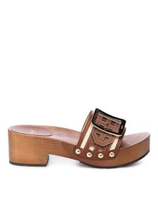 Bally - Ellin clogs in brown