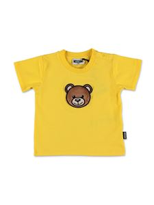 Moschino Kids - T-shirt Teddy Bear gialla