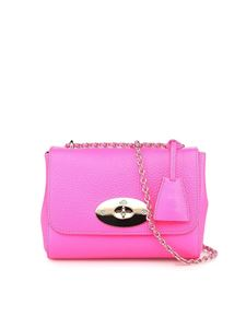 Mulberry - Lily small bag in fuchsia