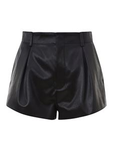 Saint Laurent - Satin shorts in black