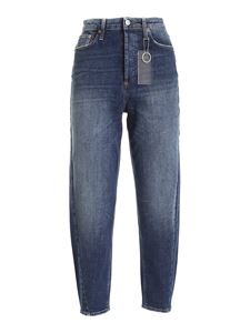 Department 5 - Lipa faded jeans in blue