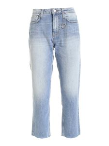 Department 5 - Tylor faded jeans in light blue