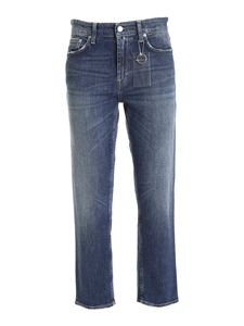 Department 5 - Tama faded jeans in blue