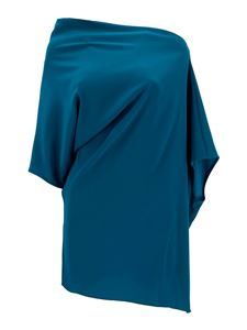 Gianluca Capannolo - Maja blouse in blue