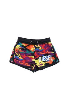 Diesel - Multicolor Mbxreefrbow swim short