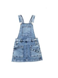Diesel - Dridgex dungarees in light blue