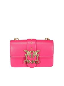 Pinko - Borsa Love Mini Icon Simply 5 fucsia
