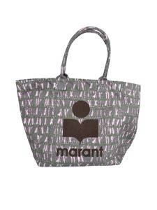 Isabel Marant - Tote Yenky Color Faded Night