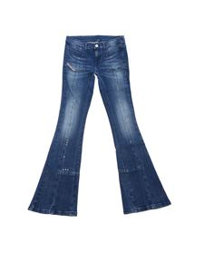 Diesel - D-Ebbey jeans in blue