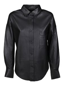 S.W.O.R.D. - Phoebe shirt in black