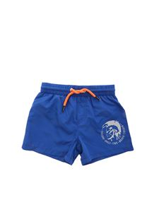 Diesel - Mbxlars swim short in blue