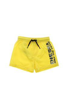 Diesel - Mbxdorry swim short in yellow