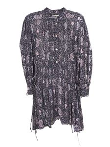 Isabel Marant Étoile - Anaco dress in Faded Night color