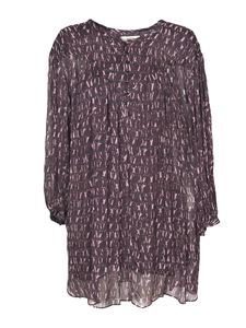 Isabel Marant Étoile - Silorion dress in Faded Night color