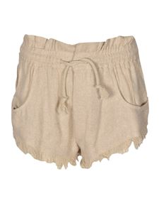 Isabel Marant Étoile - Talapiz shorts in ecru color