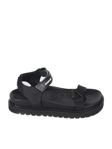 Moncler - Flavia sandals in black