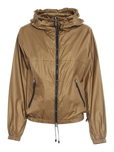ADD - Addbreaker jacket in brown