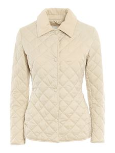 ADD - Cocoon Light puffer jacket in beige