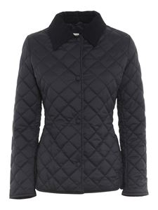 ADD - Cocoon Light puffer jacket in blue