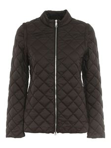 ADD - Cocoon Light puffer jacket in black