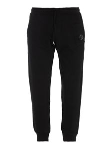 CP Company - Cotton sweat pants in black
