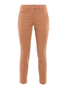 Dondup - Perfect chino trousers in orange