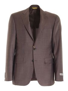 Canali - Kei suit in brown