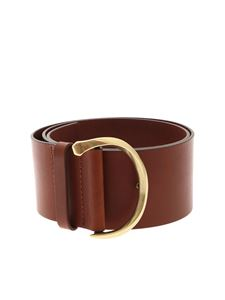 Orciani - High belt in brown