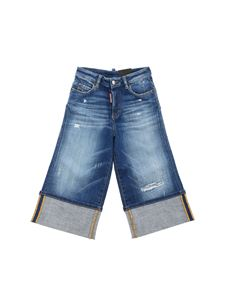 Dsquared2 - Jinny jeans in blue