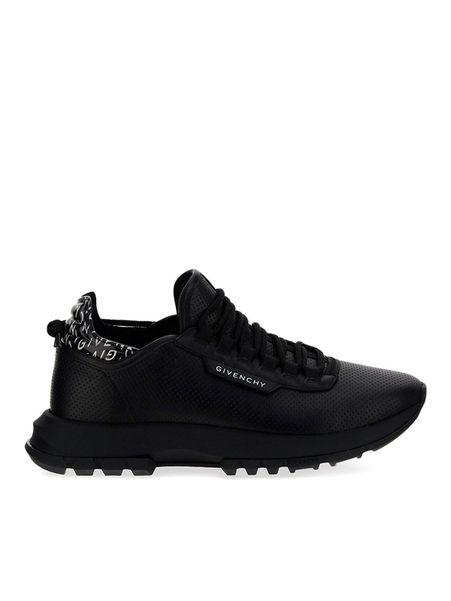 Givenchy SPECTRE RUNNING SNEAKERS IN BLACK