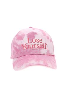 Paco Rabanne - Lose Yourself baseball cap in pink