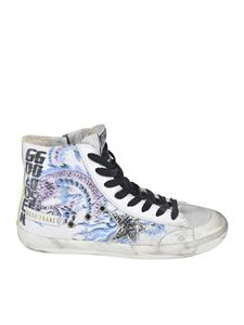 Golden Goose - Francy lace sneakers in multicolor